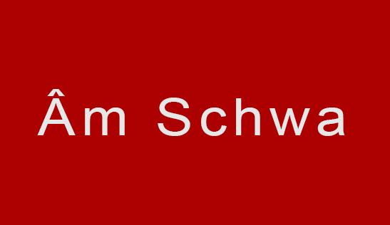 am-schwa