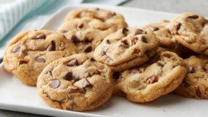 bánh cookie mềm và dày hơn