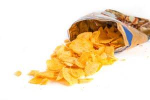 crisps hoặc chips