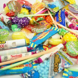 Kẹo còn gọi là sweets