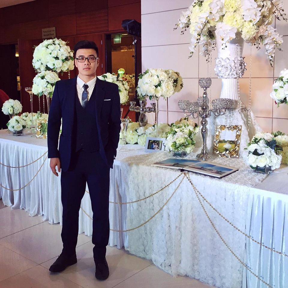 Anh Tiến - lớp phát âm T2/2017,thầy Quang