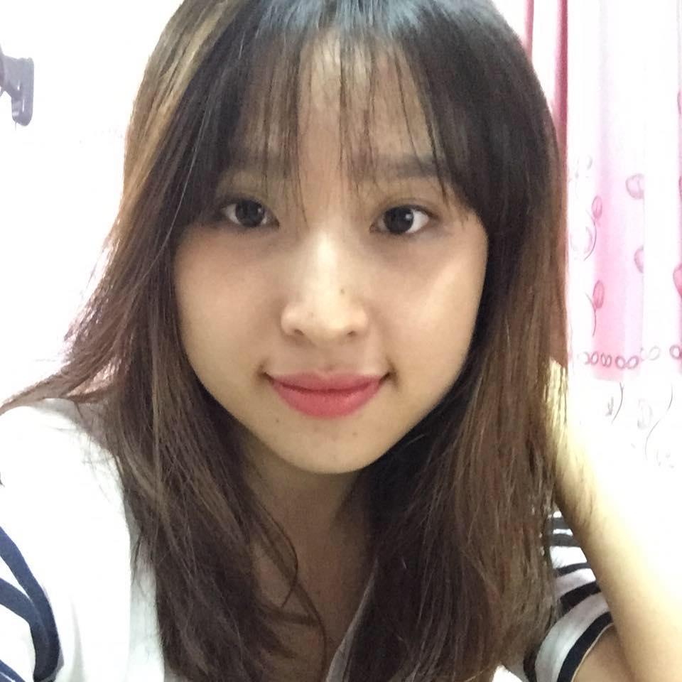 Chị Thảo My - lớp phát âm 3/2017, cô Moon