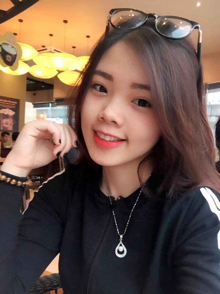 Chị Linh - lớp phát âm T12/2016,thầy Quang