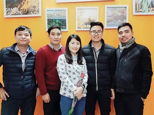 Trần Hà Bình, Moon ESL 3/17
