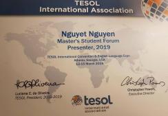 International tesol