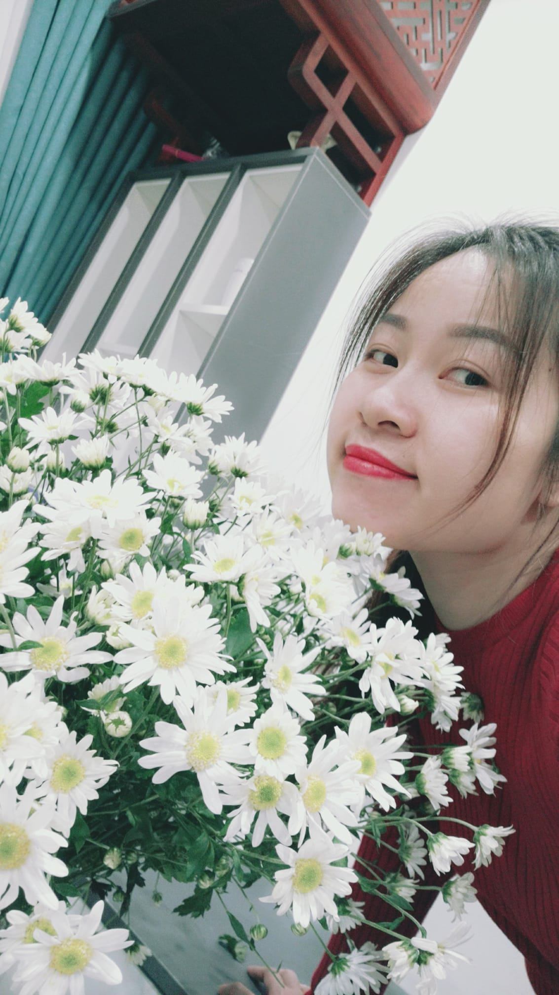 chị Trần Hải Yến