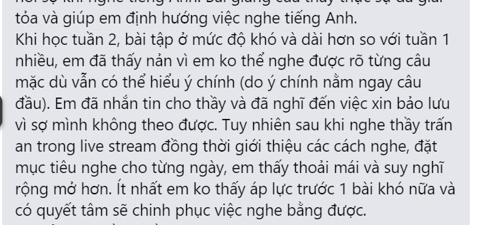lớp nghe